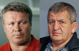 Олег Тактаров: Надеюсь, что Абдулманап быстро выздоровеет