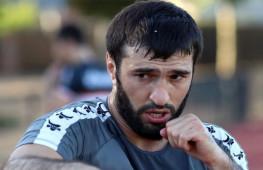 Зубайра Тухугов объявил информацию о своем следующем бое