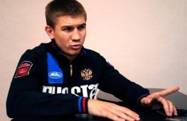 Виталий Дунайцев: В первом бою не все пошло по плану