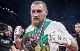 Дмитрий Кудряшов: Я заранее знал, что этот бой будет совсем другим