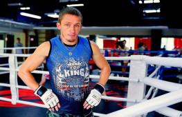 Роман Гундаренко: Мне есть, что противопоставить Аскерову и в «ударке», и в скорости