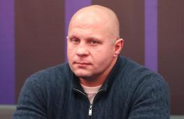 Федор Емельяненко: Понятно, что я уже не тот Федор, который был раньше