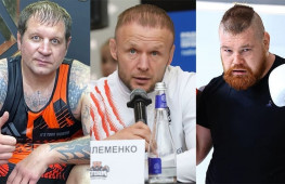 Александр Шлеменко дал прогноз на бой Дацик — Емельяненко