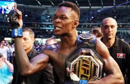 Президент UFC: Адесанья снова побил рекорд PPV