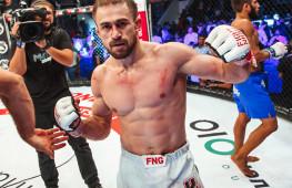 Али Багаутинов победил Вартана Асатряна решением судей