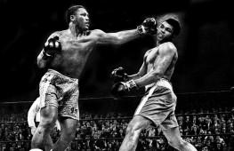 Легендарные бои: Мохаммед Али — Джо Фрейзер (видео)