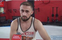 Али Багаутинов: Мой следующий бой — это второй шанс стать претендентом на пояс UFC