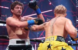 Бен Аскрен: Не знаю, действительно ли Джейк Пол хорош в боксе