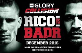 Бой Рико Верховена и Бадра Хари состоится 10 декабря