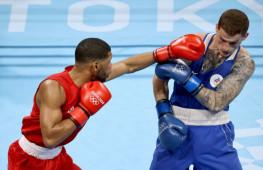 Глеб Бакши завоевал бронзовую медаль Олимпиады