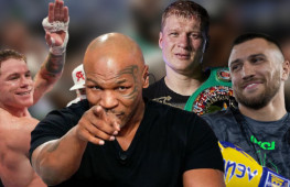 Злой Канело | Тайсон анонсировал бой | Ломаченко жестко ответил чемпионам | Поветкин о подготовке (видео)