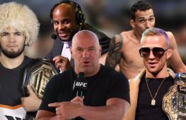 Хабиб и его решение   Порье, Макгрегор и красные трусы   Кто подерется за титул UFC (видео)