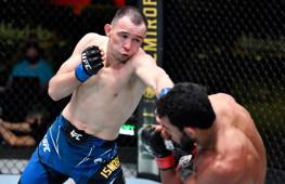 UFC Vegas 27: Дамир Исмагулов vs. Рафаэль Алвес | Обзор боя