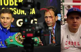 Лёффлер и Головкин: Что происходит; Тренер Альвареса в ярости (видео)