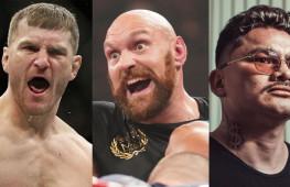 Чемпион UFC бросил вызов Фьюри | Усик-Чисора | Возвращение Майданы (видео)