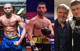 Поветкин-Хантер: Претендентский бой | Беспредел от WBA | Уайлдер и Фьюри (видео)