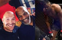 Фьюри предложили бой с Тайсоном   Уайт против Нганну (видео)