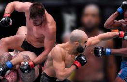 Обзор UFC: Романов-Мартинес, Уотерсон-Хилл (видео)
