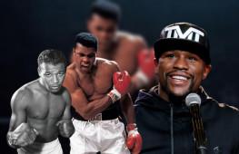 Макгрегору пригрозили, он подчинился | Мейвезер ставит себя выше Али, Роя Джонса и Марчиано (видео)