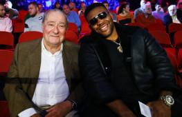 Боб Арум: Миллер больше никогда не будет боксировать в наших шоу
