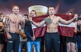 Назначены торги на матч-реванш Бриедис-Гловацкий за титул WBO