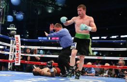 Канело-Киркленд — самый рейтинговый бой на HBO с 2006 года