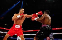 Кличко-Дженнингс — самый рейтинговый бой на HBO с 2012 года