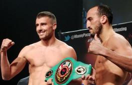Александр Гвоздик: На данный момент Мохаммеди — самый серьезный соперник