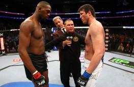 Чемпион UFC Джонс высмеял Соннена, в ответ получил от него список проступков