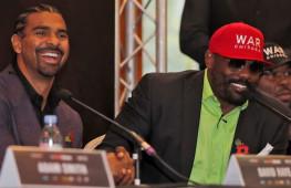 Дэвид Хэй: Усик и Чисора могут провести бой за титул WBO