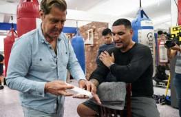 Крис Арреола и его тренер о бое против Энди Руиса