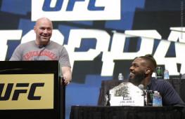 Дана Уайт о бое Леснар — Джонс: Хорошее знакомство тяжелой весовой категории с Джоном Джонсом
