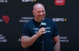 Глава UFC не стал связывать рекордные продажи UFC 251 только с Хорхе Масвидалем