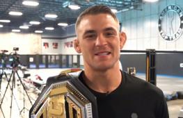 Не нужно тупить и бросать пояс UFC, — Дастин Порье учит жизни бывшего соперника