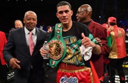 Дэвид Бенавидес лишен титула WBC, назначен бой за вакантный титул