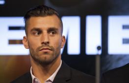 Давид Лемье готовится вернуться на ринг в сентябре