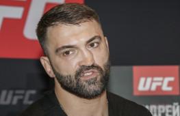Андрей Орловский: Я беспокоился о том, что UFC может меня уволить
