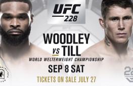 Прямая трансляция UFC 228