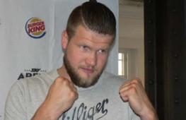 Александр Дмитренко выйдет на ринг 22 декабря