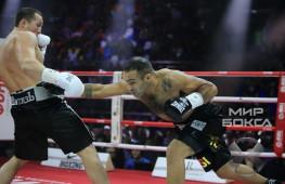 Дрозд: В бою с Рамиресом Лебедев выглядел безупречно