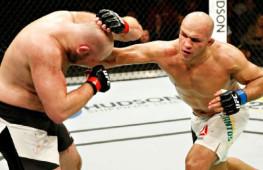 Джуниора дос Сантоса сняли с турнира UFC
