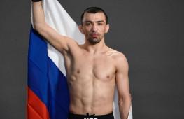 UFC планирует бой Аскара Аскарова против Джозефа Бенавидеса