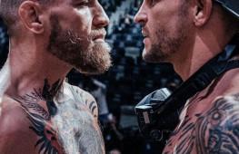 Официально: Конор Макгрегор - Дастин Порье на UFC 264