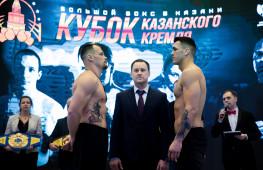 Алексей Егоров победил Василя Дуцара