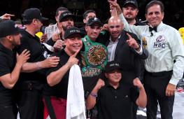 Хуан Франсиско Эстрада планирует выйти на ринг 17 октября