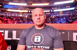 Федор Емельяненко подписал контракт с Bellator, возможны бои с Барнеттом и Квинтоном Джексоном