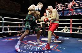 Результаты вечера бокса 15 ноября в Екатеринбурге (+ фото)