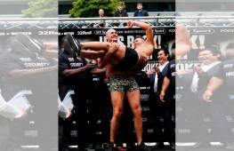 Тайсон Фьюри выйдет на ринг с самым большим весом за всю карьеру