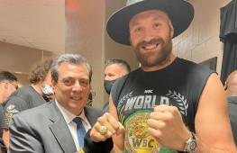 WBC даст Фьюри отдохнуть и отпраздновать победу