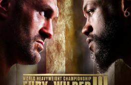 Третий бой между Фьюри и Уайлдером перенесен на 9 октября